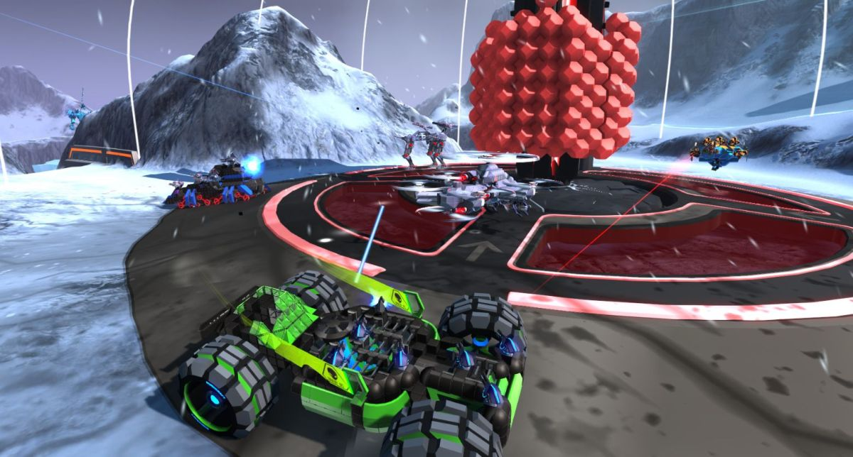 Robocraft Alpha