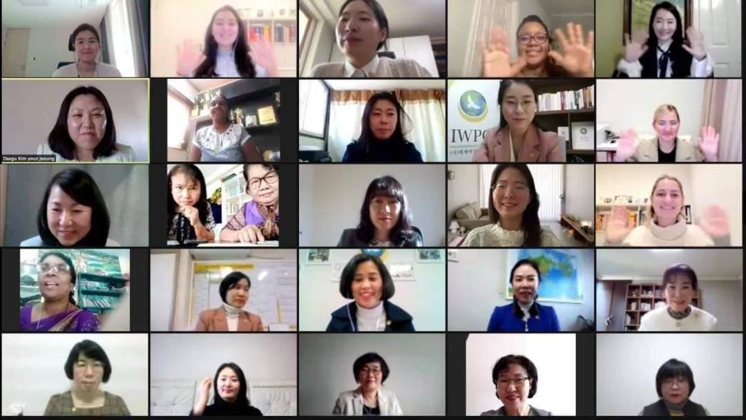 مجموعة السلام النسائية الدولية