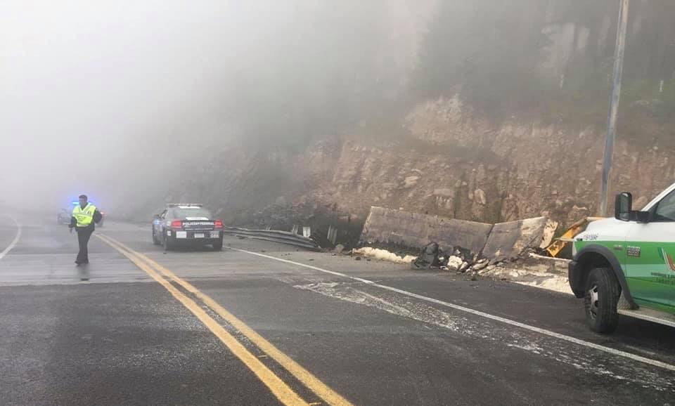 The Mazatlan-Durango Highway is reopened after a fatal gas truck