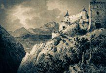 Cetatea Rasnov Ludwig Rohbock