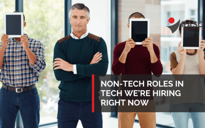 Non-Tech Roles in Tech We're Hiring for Right Now