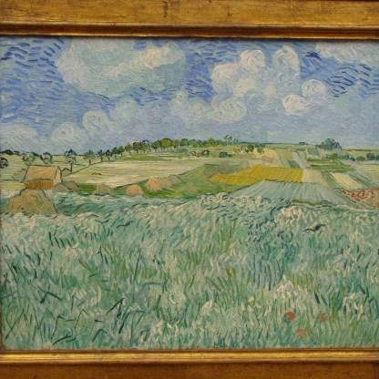 Alemania Munich Neue Pinakothek Van Gogh Plain de Auvers