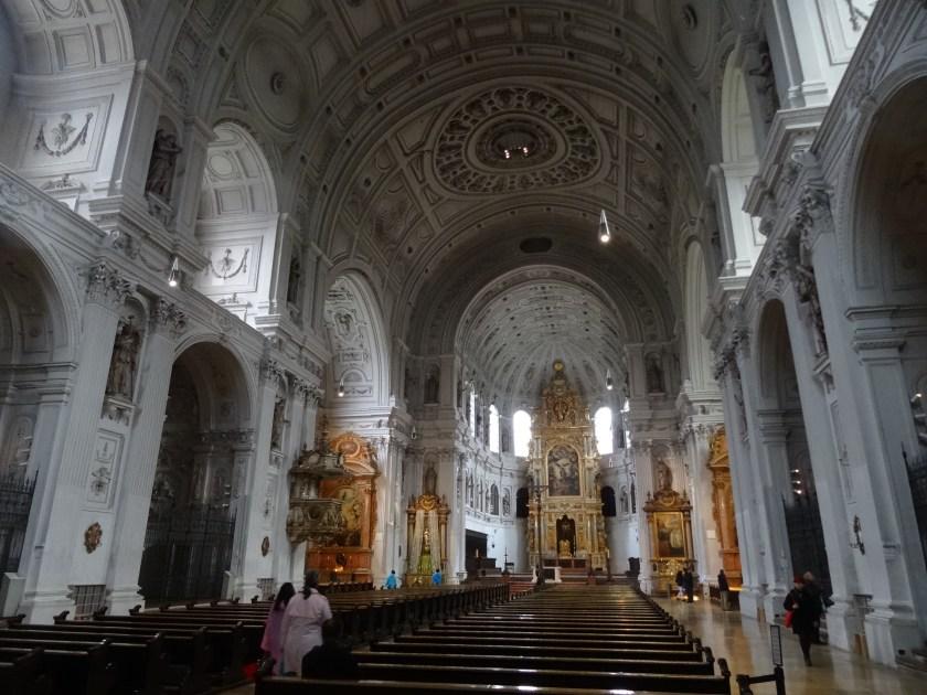 Alemania Munich St Michael Kirche (2)