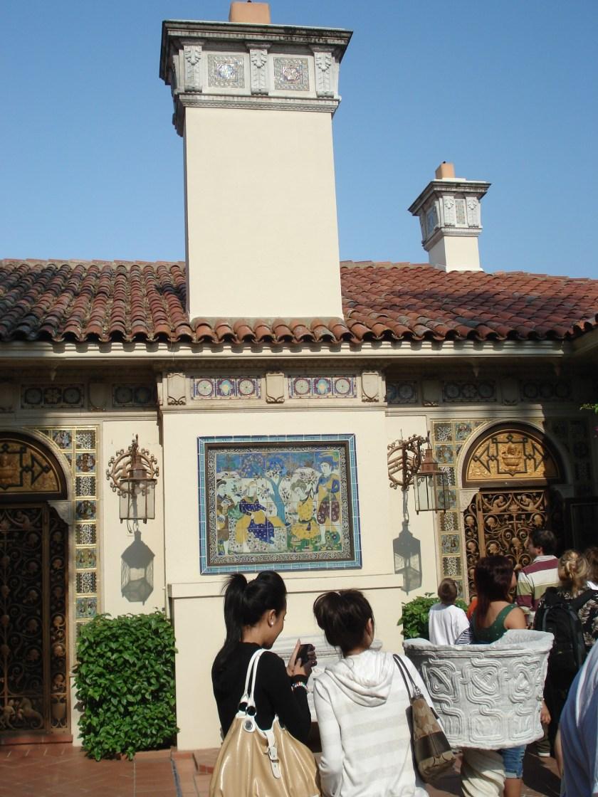 Castillo Hearst California San Simeon Cambria Casa del Mar (1) - copia