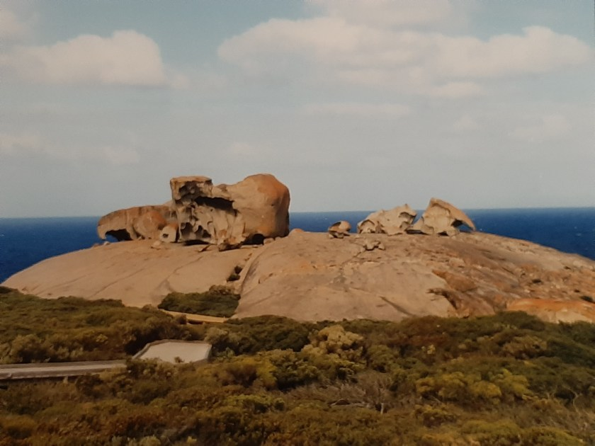 Remarkable Rocks - Kangaroo island - Australia