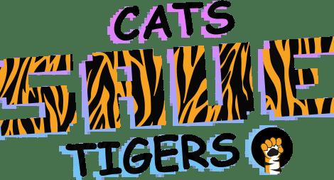 Gatitos de Internet unidos para salvar a los Tigres: #CatsSaveTigers