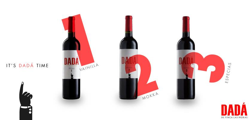 Finca las Moras trae a México Art Wines Dadá