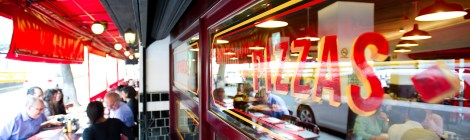 Central de Pizzas inaugura otra sucursal