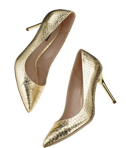 Shot 2_Gold Snake Shoe_MAIN