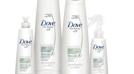Control Caída de DOVE Hair Therapy