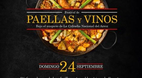 La Hacienda de los Morales presenta Festival de Paellas y Vinos