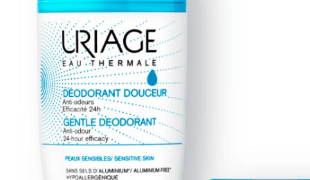 Para este calor: Desodorantes Uriage para piel sensible y sudoración excesiva