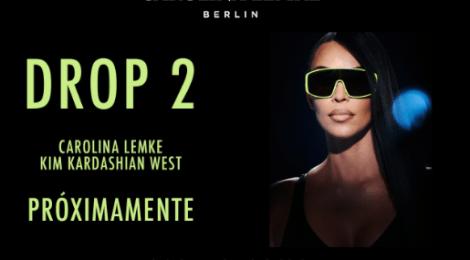 Carolina Lemke Berlín presenta segunda fase   colección  en colaboración Kim Kardashian West