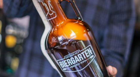 Celebra el Día de la Cerveza en Biergarten
