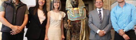 Tutankamón está en el estado de Guanajuato