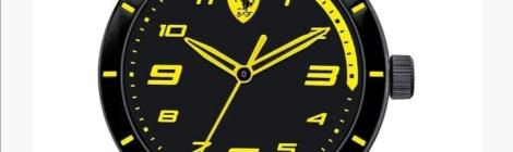 """Relojes Ferrari, el regalo perfecto para esta Navidad"""