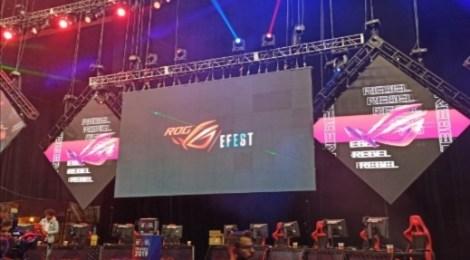 Culmina con éxito el ROGefest2019, consagrándose como el evento gamer más exitoso de México