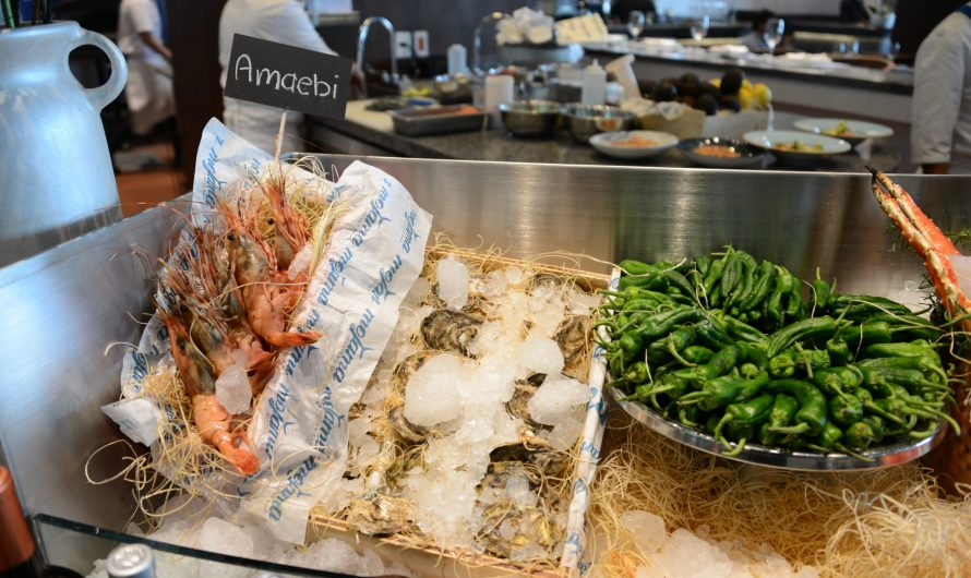 Mojama, nueva cocina del mar y oyster bar