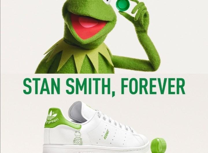 Llega a TAF el ícono de siempre ahora más sostenible Adidas x Disney en la silueta Stan Smith