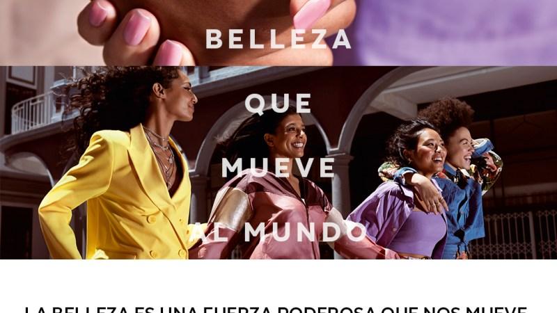 """L'Oréal comparte su propósito global """"Creamos la belleza que mueve al mundo"""""""
