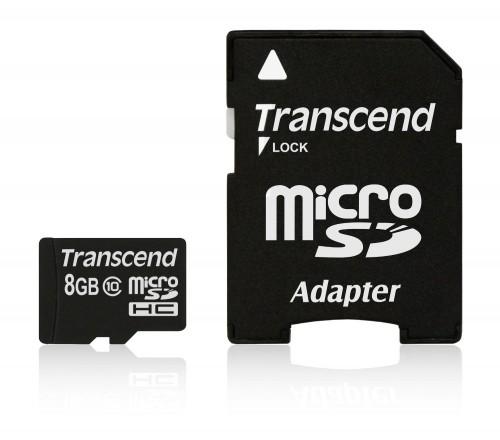 Trascend-8gb-class10-microsd