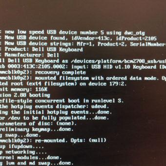 Raspberry Pi modo Terminal