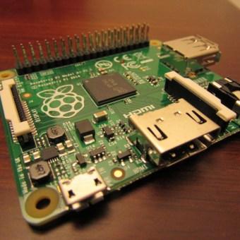 Raspberry Pi 2015