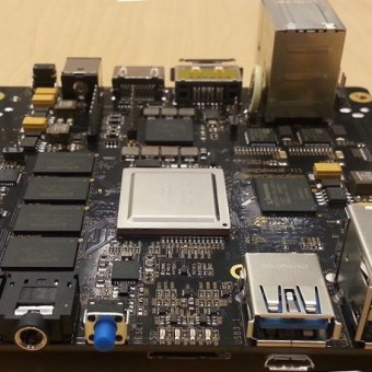 Rivales Raspberry Pi : BeagleBoard-X15
