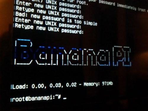 ARMbian banana pro