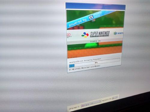 instalar recalbox emulador raspberry pi