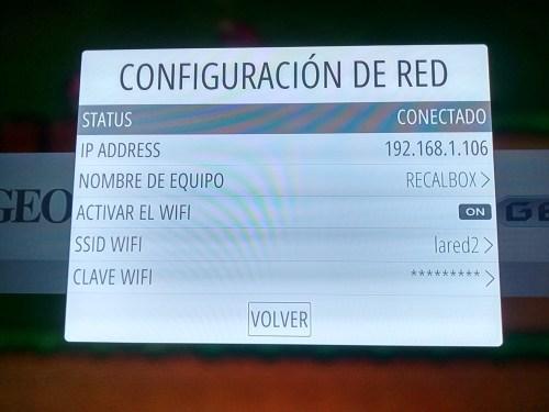 configurar red recalbox emulador raspberry pi