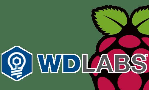 Raspbery-Pi-WD