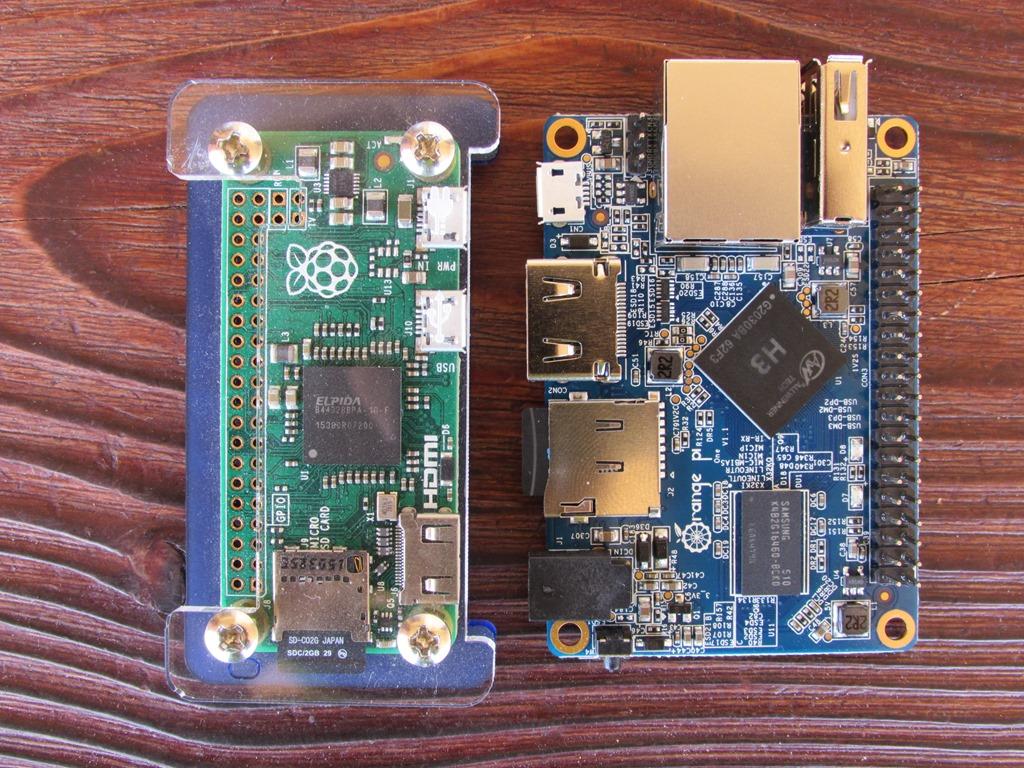 Orange Pi One Primeras Impresiones Y Pruebas Bsicas Zero 512 Vs Raspberry