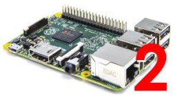mejor sitio comprar raspberry pi 2 | Raspberry Pi 2 Model B (Quad-Core ARM Cortex-A7 CPU 900MHz, 1024MB RAM)