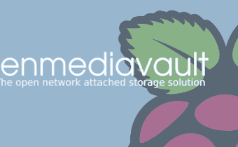 Open Media Vault para Raspberry