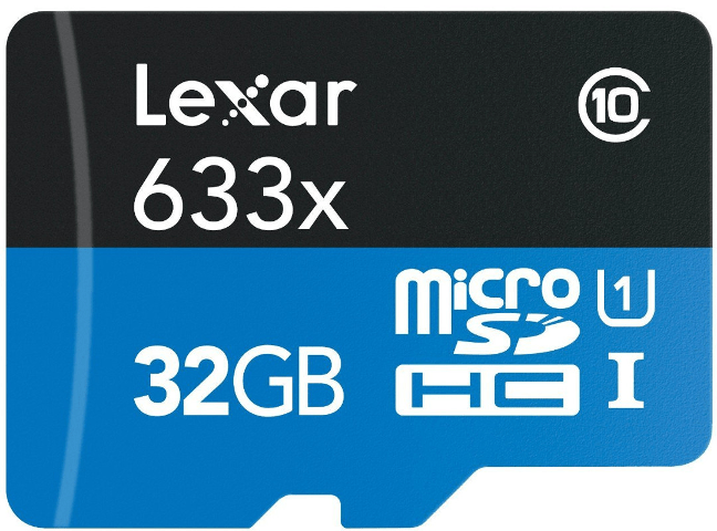 mejor microSD-32GB-Lexar-633x