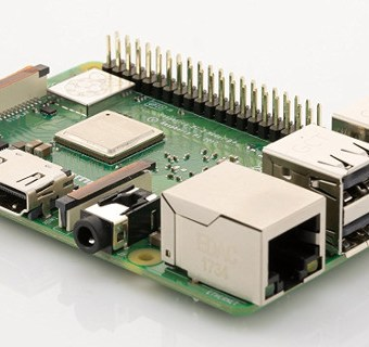 Raspberry Pi 3 Model B Plus (Quad-Core ARM Cortex-A53 CPU 1400MHz, 1024MB RAM)
