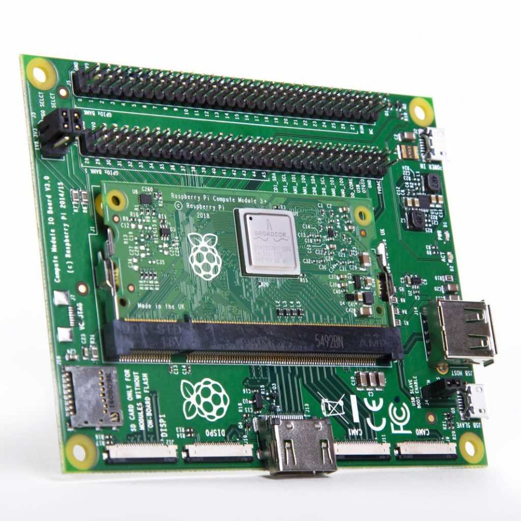 raspberry-pi-CM-3+ carrier board