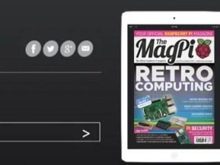The MagPi Magazineは無料で読めますよ