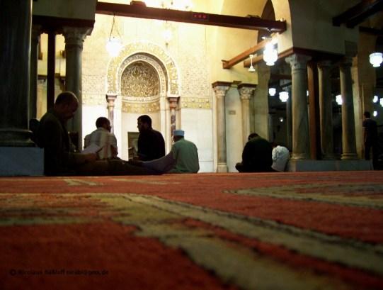 Moschee Al Azhar in Kairo