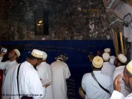 König Davids Grab in Jerusalem
