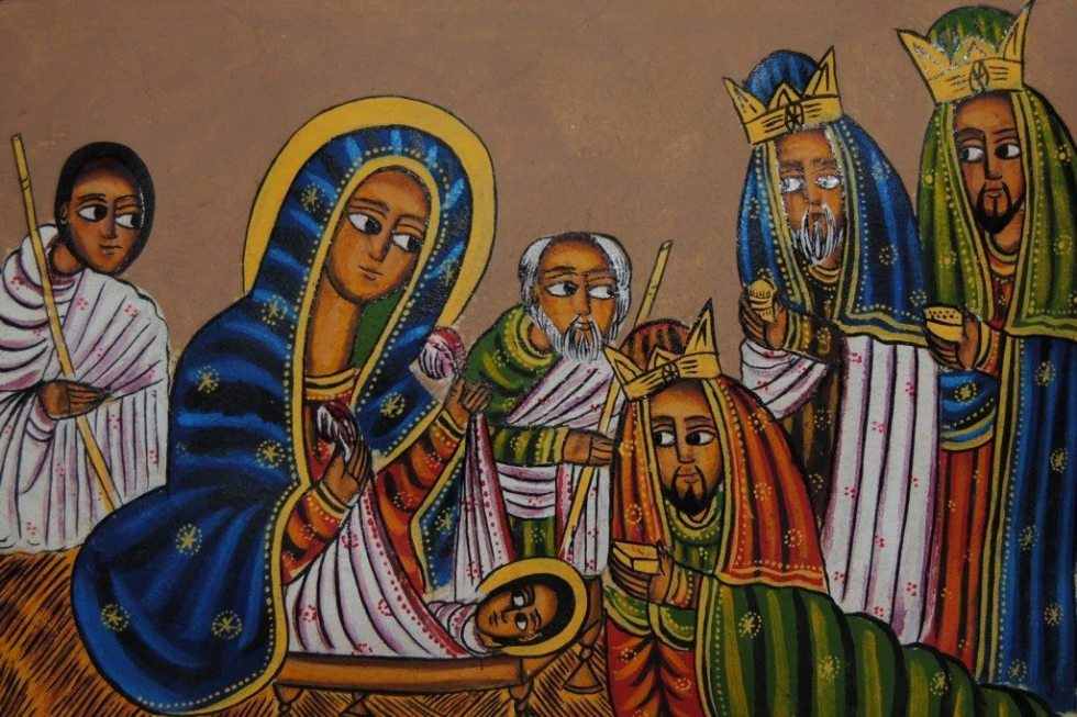 Ethiopian-depiction-of-the-birth-of-Christ