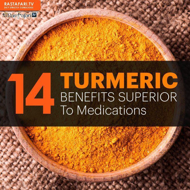 Tumeric-Benefits-RasTafari-TV