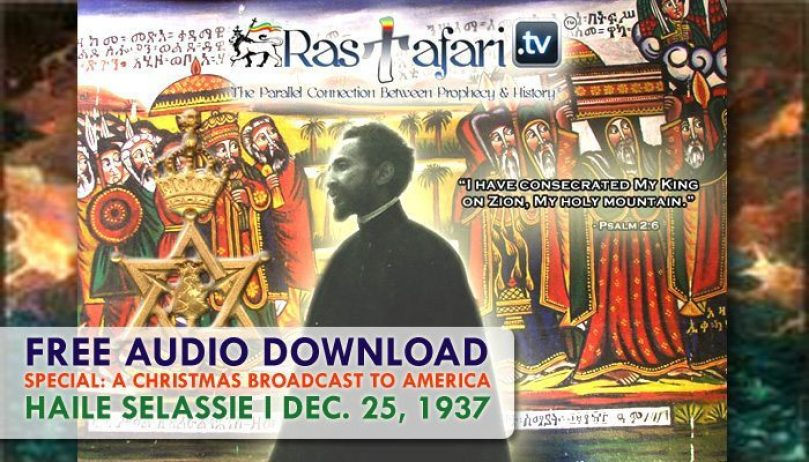 free-audio-download-haile-selassie-christmas-message-america-rastafari-tv