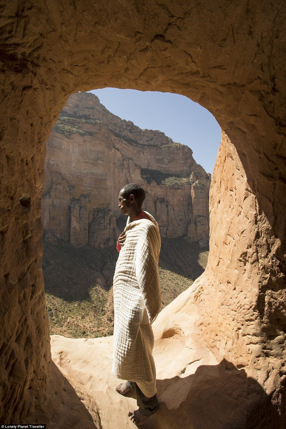 Ancient traditions: Ethiopia is home to some of the world's oldest strands of Christianity