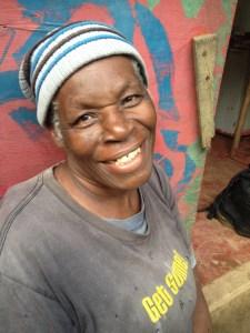 Doret, mother of Mokko's kids