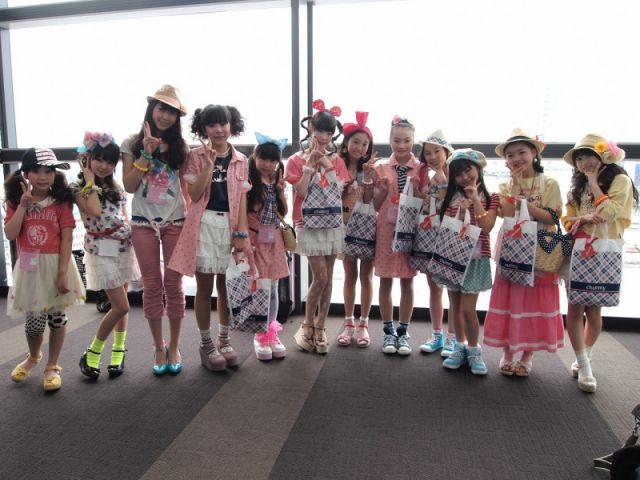 女子小学生461
