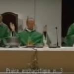 [VIDEO] Hostija se je tijekom posvećenja uzdigla i ostala lebdjeti u zraku