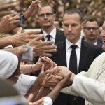 Papa: U Kristu naša slabost više nije prokletstvo