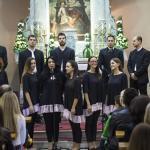 """Himna Susreta obitelji """"Kristu vjerni zauvijek"""" u izvedbi Papa benda"""